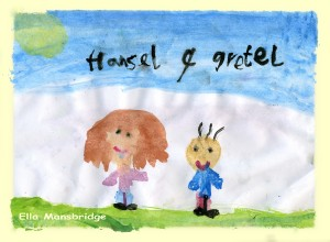 Hansel and Gretel by Ella Mansbridge